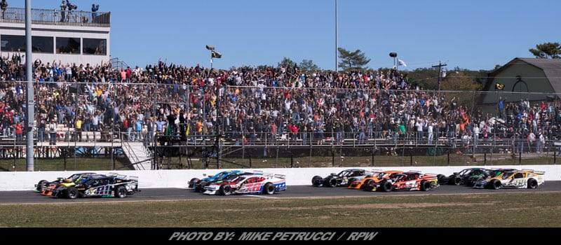 stafford motor speedway schedule out for 2018 season