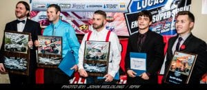 Jason Barney Crowned First-Time ESS Champ At Annual Awards Banquet