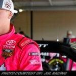 XFINITY Series Driver Dylan Lupton To Auction Off Kansas Speedway Uniform
