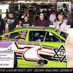 Kuntz, Brink & Butler Capture Inaugural Rush Asphalt Series Title At Jennerstown In '17