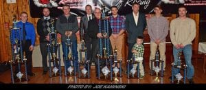 Champions Crowned At Woodhull Raceway Awards Banquet
