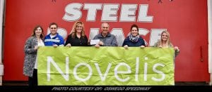 Novelis 'Fan Can Chase' Raises $8,300; 138,000 Cans Collected