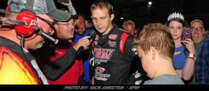 Billy Pauch Jr. Records 12 Victories & A Championship During Stout Season
