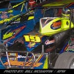Jessey Mueller Is The King Of Dirt 358-Modified Newcomer Of The Year For 2017