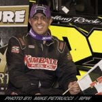 Jeff Watson Named King Of Dirt Sportsman Newcomer Of The Year For 2017