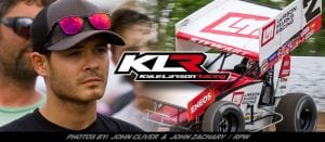 Kyle Larson Transitioning To Sole Owner Of WoO Sprint Team For 2018; Shane Stewart To Continue Driving