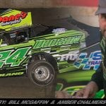 Brian Pessolano Named King Of Dirt Sportsman Bicknell Top Warrior For 2017