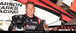 Shane Stewart Teams Up With D&E Supply For 2018 Chili Bowl