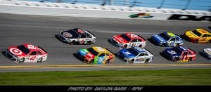 The Field Is Set For 'The Clash' At Daytona International Speedway