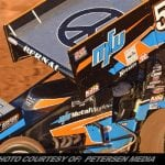 Justin Sanders Finds New Home At Mike Phulps Motorsports For 2018