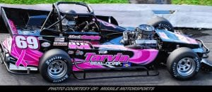Weedsport Speedway To Ride Along With Kapuscinski In Oswego SBS Action