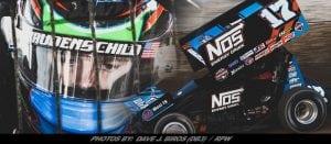 Sheldon Haudenschild To Join Stenhouse Jr. Marshall Racing