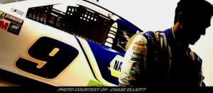 Chase Elliott's New #9 Camaro To Be At Motorsports 2018 Trade Show
