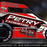 Kevin Thomas Jr. Joins Petry Motorsports For 2018 USAC Midget Season