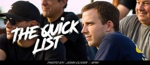 The Quick List: New Egypt Modified Champion Billy Pauch Jr.