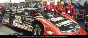 Dunn Benson Motorsports, Bobby Pierce To Chase Lucas Oil LM Dirt Series Championship In 2018