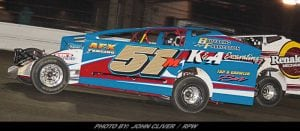Wade Hendrickson & Pat Michael Team Up For 2018 Modified Season