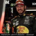 NASCAR Cup Series Hits The Track In Texas For Goodyear Tire Test