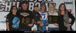 Kyle Larson Opens 32nd Chili Bowl Nationals With Victory In Tuesday's Qualifying Night
