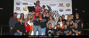 Rico Abreu Returns To Chili Bowl Victory Lane With Qualifying Night Triumph
