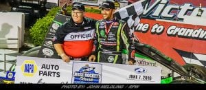 Clauson, Steele Among 2018 National Sprint Car Hall of Fame Inductees