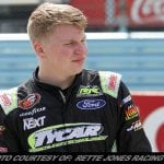 Tyler Dippel, Rette Jones Racing's 2018 Plans Beginning To Fall Into Place
