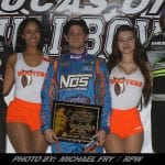 Justin Grant Hustles To Chili Bowl Qualifying Night Victory Friday