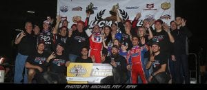 Christopher Bell Goes Back-To-Back To Win 2018 Chili Bowl Nationals