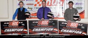 Champions & Individuals Honored At Race Of Champions 2017 Celebration