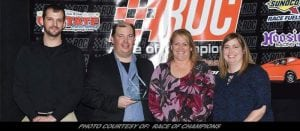 Amy Catalano Receives First Ever FOAR Score Race Of Champions Perseverance Award