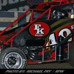Caleb Armstrong Qualifies For Chili Bowl A-Main; 'True Outlaw' Schedule Ahead