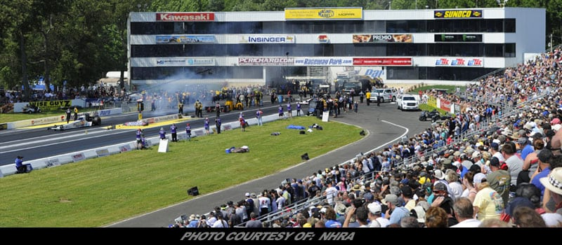 Englishtown Closing & Cancellation Of NHRA Summernational Event