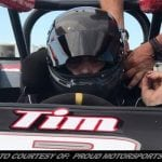 Tim Proud Returning To Driver's Seat With Lighthouse Lanes SBS Series In '18