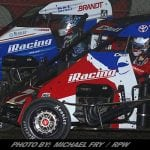 DMI / Bull Dog Rear Ends Sweeps 32nd Chili Bowl Nationals