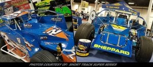 Set-Up For Motorsports 2018 Trade Show Moving Along At Rapid Pace
