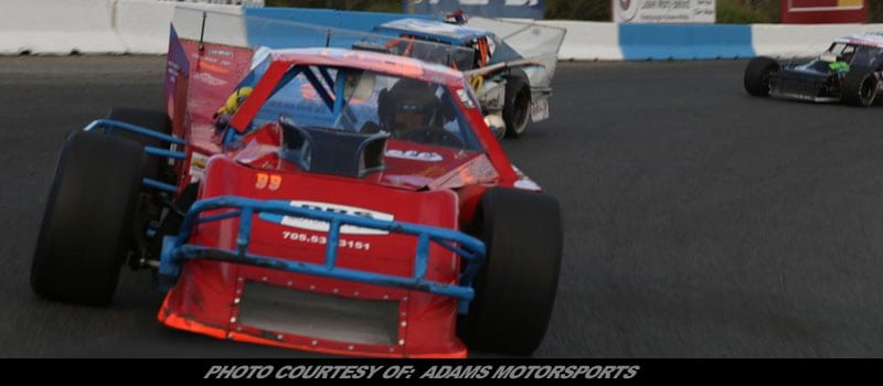 Story By: ASHLEY MCCUBBIN / ADAMS MOTORSPORTS – ORILLIA, ONT – The pieces are coming together for the upcoming season as ADAMS Motorsports is proud to ...