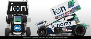 Kasey Kahne Racing Signs Partnership With Ionomy For Daryn Pittman's #9