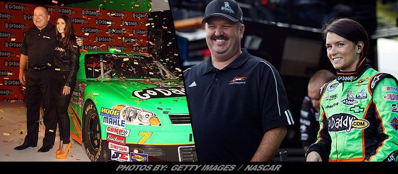 Bubba Raceway Park >> GoDaddy & Danica Patrick Team With Premium Motorsports For ...