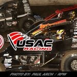 Racing Electronics & USAC Join Together For Multi-Year Partnership