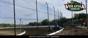 Volusia Speedway Park Gets $300,000 Safety Upgrade For DIRTcar Nationals
