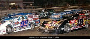 DIRTcar LMs Set Stage For World Of Outlaws LM Series At Volusia