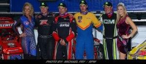 Blewett, Paules, Tidman & Catalano Take Friday TQ Qualifiers In Atlantic City
