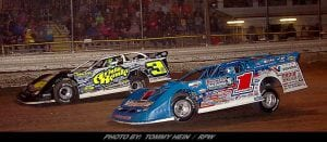 World of Outlaws LM Drivers Hope To Wrangle Big Gator At DIRTcar Nationals