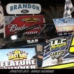 """""""Magic Man"""" Mark Whitener Wins $5,000 Open Wheel Modified 75-Lap Feature At East Bay"""