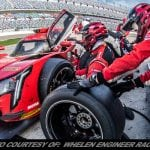 Whelen Engineering Racing Races To Second Place In Rolex 24 At Daytona