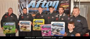 Champions Honored At 2017 Afton Motorsports Park Banquet