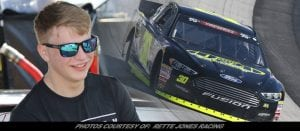 Dippel To Run Full K&N East For Rette Jones In '18; Will Make Select NASCAR Truck Series & ARCA Starts