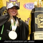 Brittany Force Ready To Defend NHRA Top Fuel World Title Starting At Winternationals