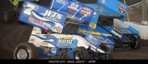Sides Seeking To Extend Top-10 Streak At DIRTcar Nationals To 12 Straight Years