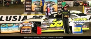 Stremme Strong In DIRTcar Nationals Opener; Grabs Second Career Win At Volusia